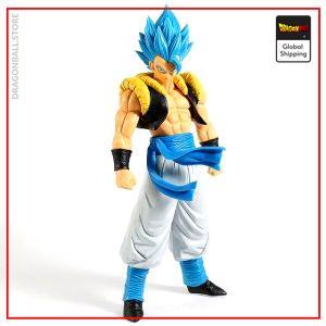 DBZ Figure Gogeta Super Saiyan Blue Default Title Official Dragon Ball Z Merch