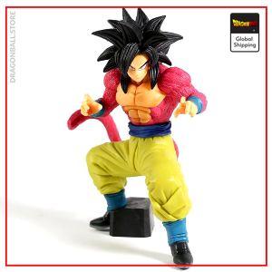 DBZ Figure Goku Super Saiyan 4 Default Title Official Dragon Ball Z Merch