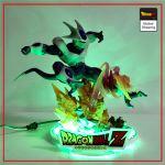Dragon Ball Led Figure Cooler Default Title Official Dragon Ball Z Merch