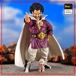 DBZ Figure Mr. Satan Default Title Official Dragon Ball Z Merch