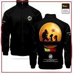 DBZ Track Jacket Crystal Balls XL Official Dragon Ball Z Merch