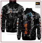 DBZ Super Saiyan Jacket XXS Official Dragon Ball Z Merch