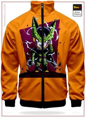 DBZ Track Jacket Cell XL Official Dragon Ball Z Merch