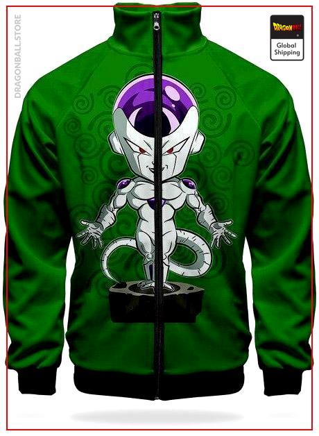 DBZ Track Jacket Freezer XS Official Dragon Ball Z Merch