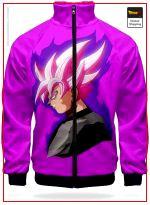 DBZ Track Jacket Zamasu Pink XL Official Dragon Ball Z Merch