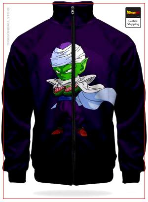 DBZ Track Jacket Master Piccolo XS Official Dragon Ball Z Merch
