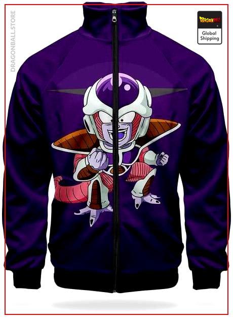DBZ Track Jacket King Freezer XL Official Dragon Ball Z Merch