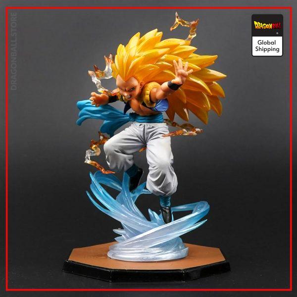 Dragon Ball Z Figure Gotenks SSJ3 Default Title Official Dragon Ball Z Merch
