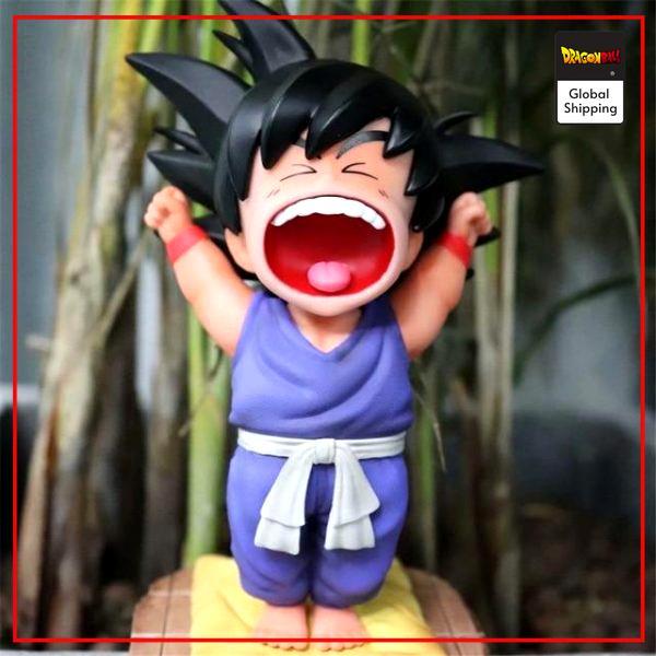 Dragon Ball GT Figure Goku Small Default Title Official Dragon Ball Z Merch