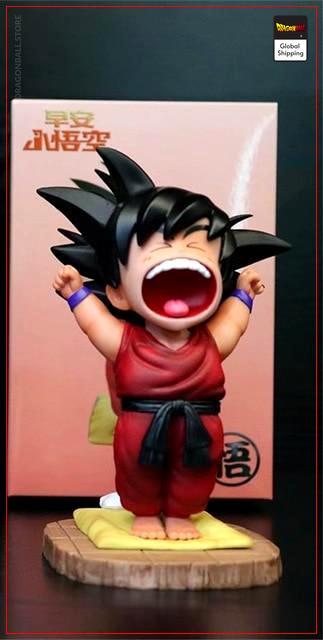 Dragon Ball Figure Goku Small Default Title Official Dragon Ball Z Merch