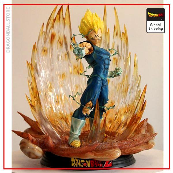 Majin Vegeta Collector Figure Default Title Official Dragon Ball Z Merch