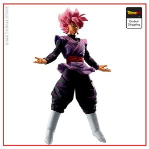 Dragon Ball Z Figure Goku Black Rosé Default Title Official Dragon Ball Z Merch