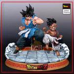 Collector Figure Goku vs Uub Default Title Official Dragon Ball Z Merch