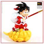 DBZ Figure Goku Little Christmas Default Title Official Dragon Ball Z Merch