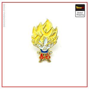 Dragon Ball Z Pin Goku Super Saiyan Default Title Official Dragon Ball Z Merch
