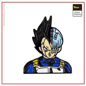 Dragon Ball Z pin Vegeta & Trunks Default Title Official Dragon Ball Z Merch