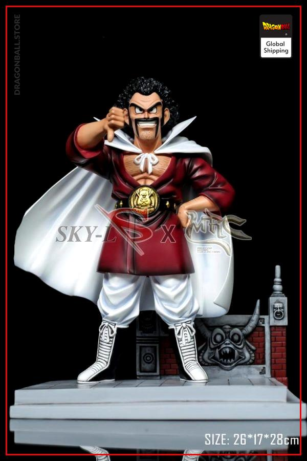 Collector Figure Mr. Satan Default Title Official Dragon Ball Z Merch