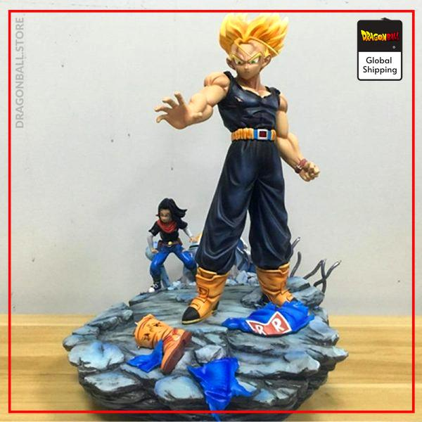 Collector Figure Trunks of the Future Default Title Official Dragon Ball Z Merch