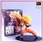 DBZ Figure Goku Super Saiyan 3 Default Title Official Dragon Ball Z Merch