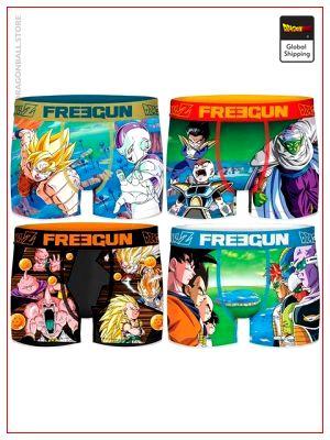 Dragon Ball Z underpants Pack Pack 4 / S Official Dragon Ball Z Merch