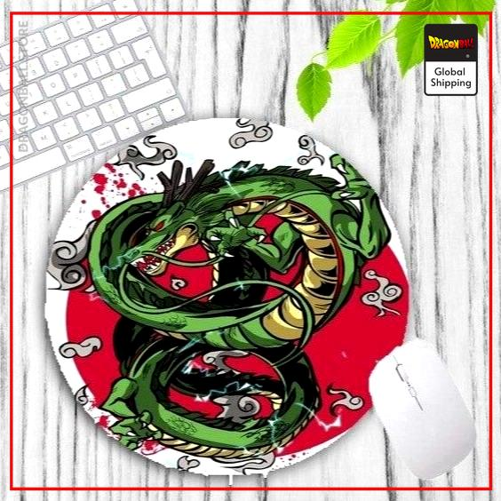 DBZ Round Mouse Pad Shenron Default Title Official Dragon Ball Z Merch