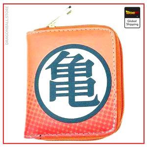 Dragon Ball Z Mini Wallet Kanji Kamé Default Title Official Dragon Ball Z Merch
