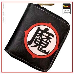 Dragon Ball Z Mini Wallet Kanji Piccolo Daimaô Default Title Official Dragon Ball Z Merch