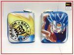 Dragon Ball Mini Wallet Vegeto SSJ Blue Default Title Official Dragon Ball Z Merch