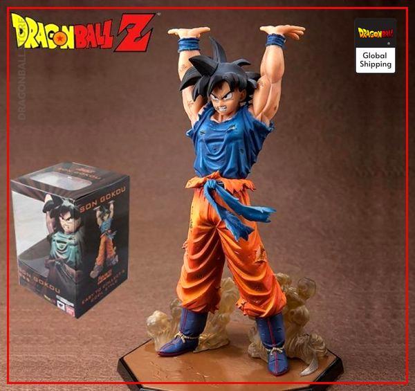 DBZ figure Goku Genkidama Default Title Official Dragon Ball Z Merch
