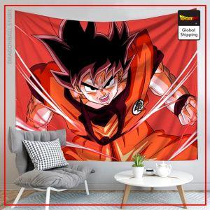 Dragon Ball Canvas Kaio-Ken 2 / 90x75cm Official Dragon Ball Z Merch