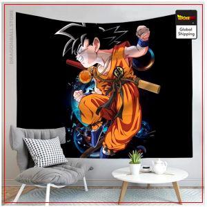 Dragon Ball Canvas Goku Small 20 / 90x75cm Official Dragon Ball Z Merch