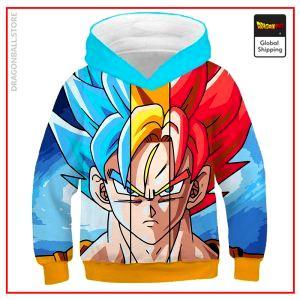 DBZ Kids Sweatshirt Goku Japan style 1 / 13-14 years old Official Dragon Ball Z Merch