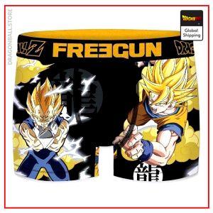 Dragon Ball Z underpants Super Saiyans T148-1 / S Official Dragon Ball Z Merch