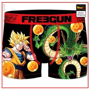 Dragon Ball Z underwear Shenron & Goku T167-1 / S Official Dragon Ball Z Merch