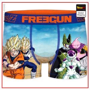 Dragon Ball Z underwear Villains T188-1 / S Official Dragon Ball Z Merch