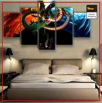 Wall Art Canvas Dragon Ball Z  Shenron Elements Small / Without frame Official Dragon Ball Z Merch