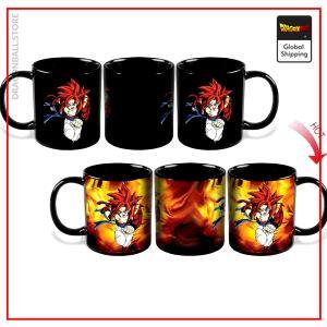 DBZ Thermosensitive Mug  Gogeta Super Saiyan 4 Default Title Official Dragon Ball Z Merch