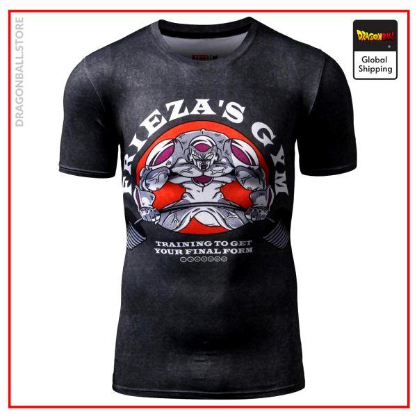 Compression T-Shirt  Rage Freezer S Official Dragon Ball Z Merch