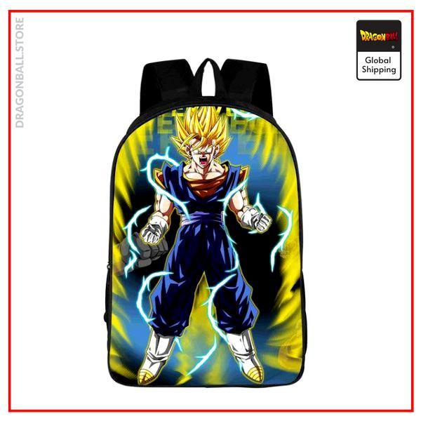 Dragon Ball Z Backpack  Super Vegeto Default Title Official Dragon Ball Z Merch