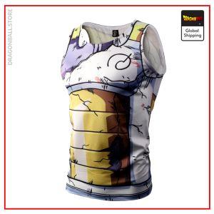 Dragon Ball Z Tank Top Vega Armor L Official Dragon Ball Z Merch