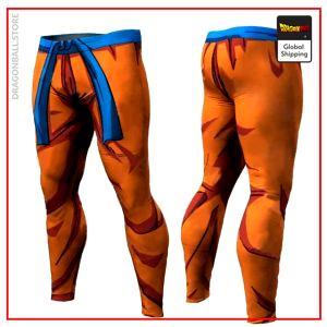 Dragon Ball Z Legging  Son Goku XS Official Dragon Ball Z Merch