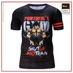 Compression T-Shirt  Vegeta Gym S Official Dragon Ball Z Merch
