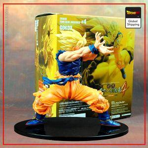 DBZ figure Goku Kamehameha Default Title Official Dragon Ball Z Merch