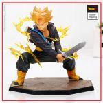 DBZ Figure  Trunks of the Future Trunks Official Dragon Ball Z Merch
