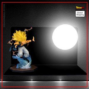 DBZ Gotenks SSJ3 Lamp Default Title Official Dragon Ball Z Merch