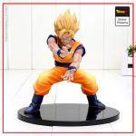 DBZ Figure  Son Goku SSJ1 Default Title Official Dragon Ball Z Merch