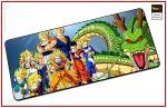 Dragon Ball Mouse Pad  Team Saiyans (BIG) Default Title Official Dragon Ball Z Merch