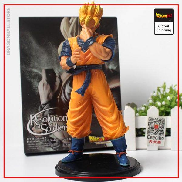 DBZ Figure  Gohan SSJ1 Default Title Official Dragon Ball Z Merch