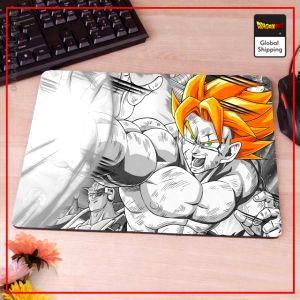 Dragon Ball Mouse Pad  Goku Saiyan (MEDIUM) LITTLE Official Dragon Ball Z Merch