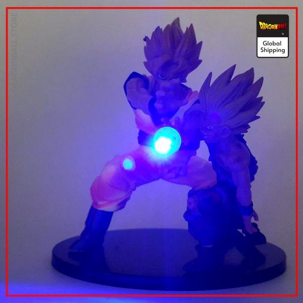 Dragon Ball Z Kamehameha Final LED Figure Default Title Official Dragon Ball Z Merch